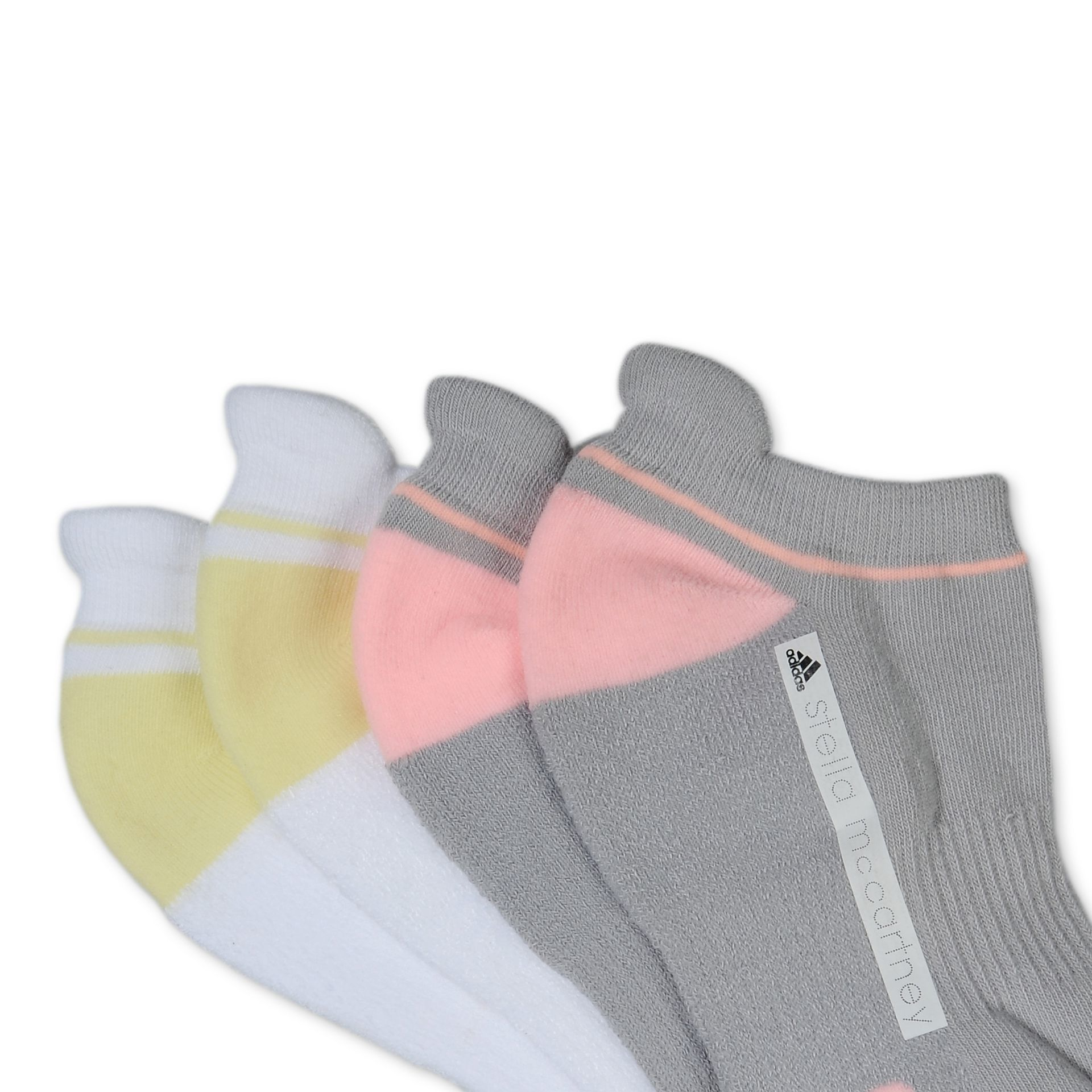 Adidas By Stella Mccartney floral trainer sock 2 pack Outlet Deals Fashion Style Low Shipping Online Clearance Amazon 7s5np