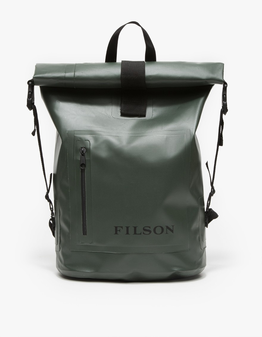 Filson Dry Day Backpack In Green In Green For Men Lyst