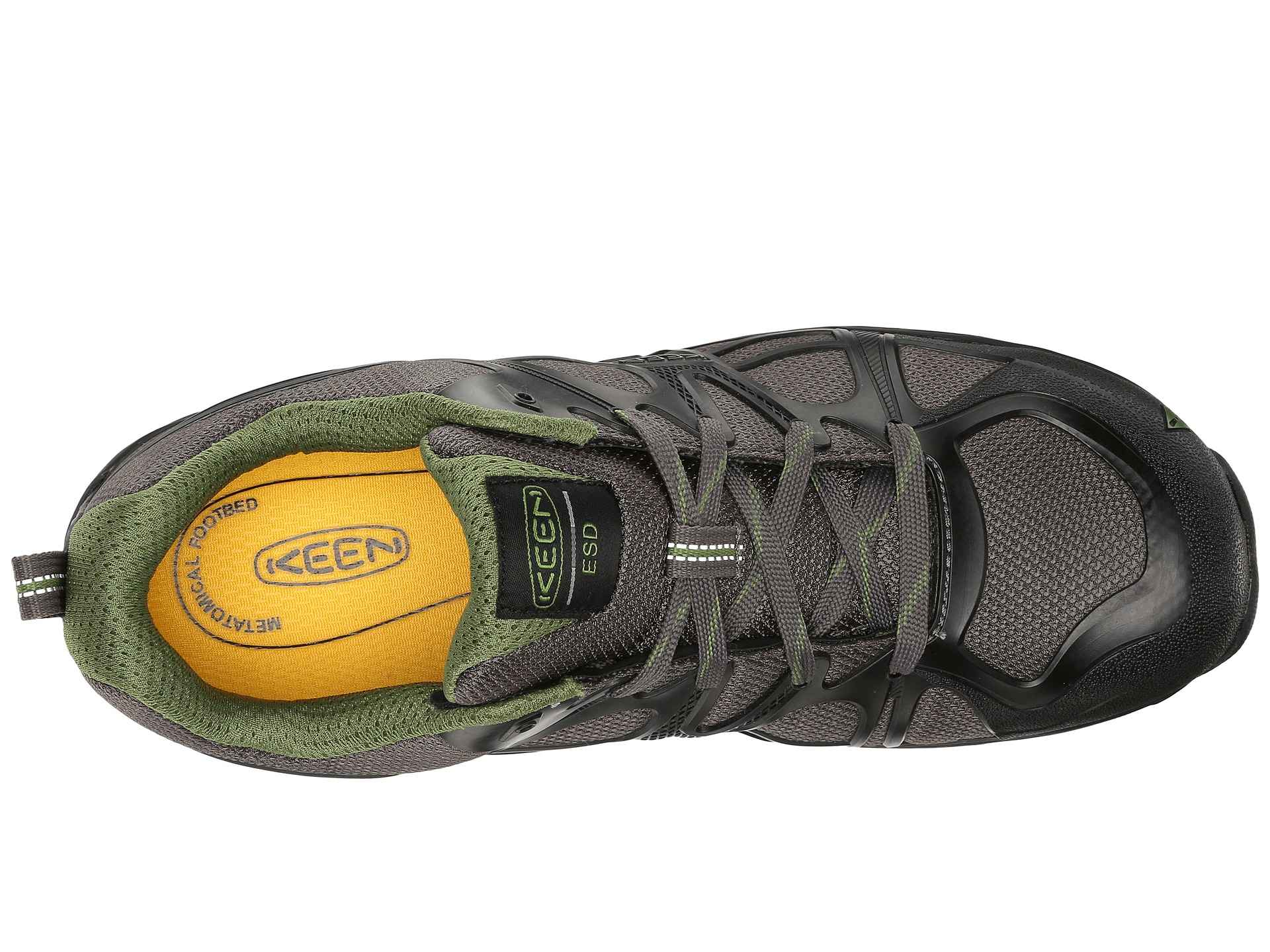 Lyst Keen Utility Durham At Esd In Black For Men