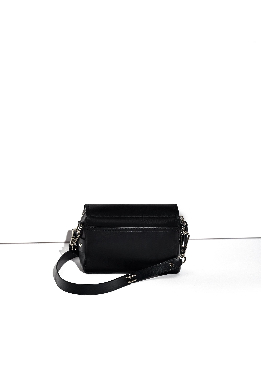 3.1 Phillip Lim Leather Bianca Crossbody Bag in Black