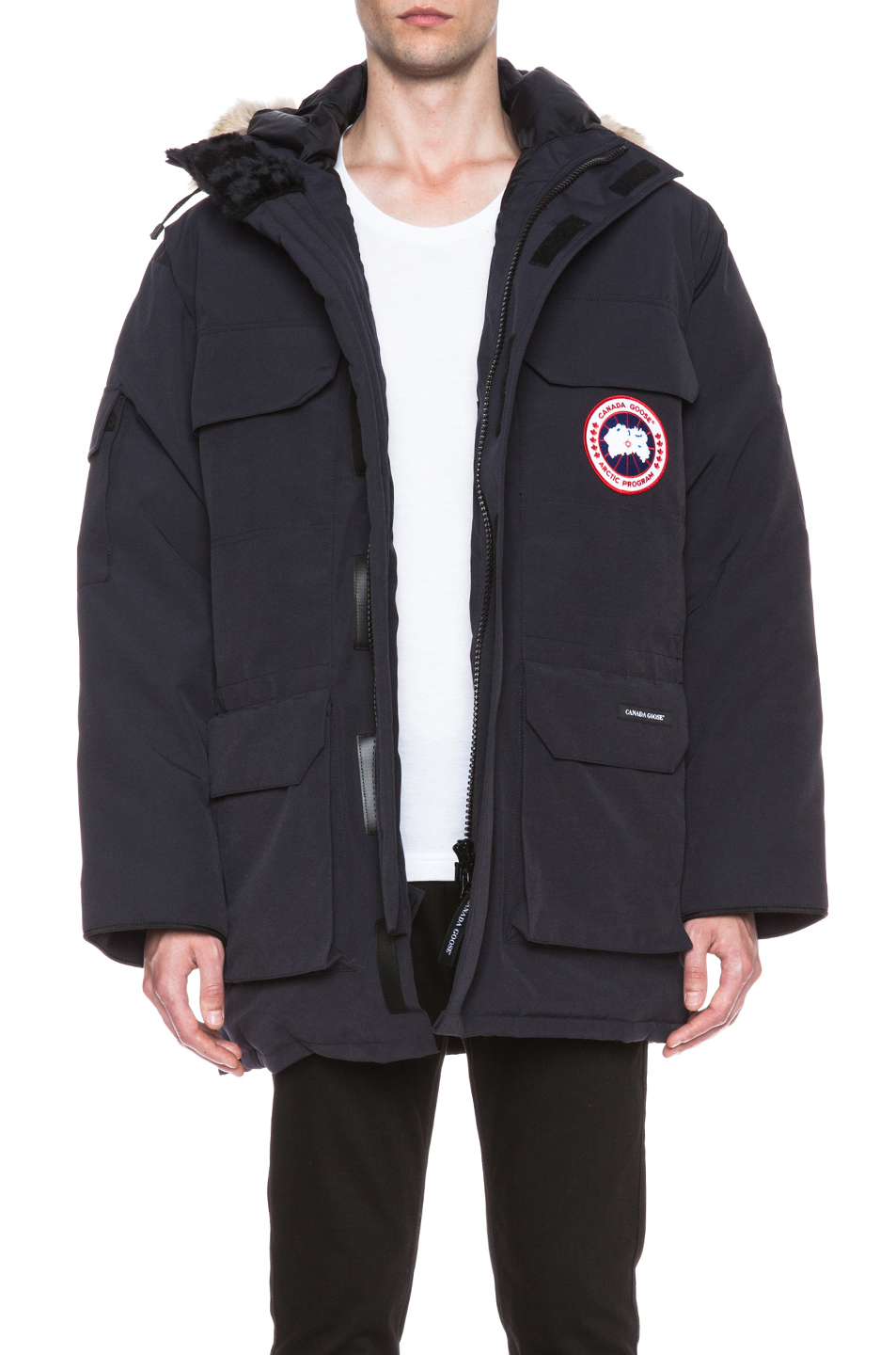Canada Goose' parka expedition