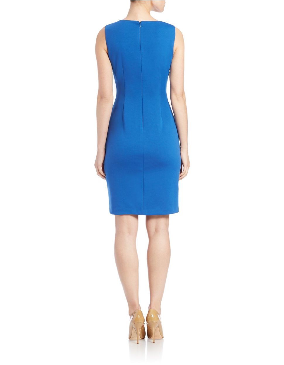 Ivanka Trump   Blue Su... Ivanka Trump Dresses