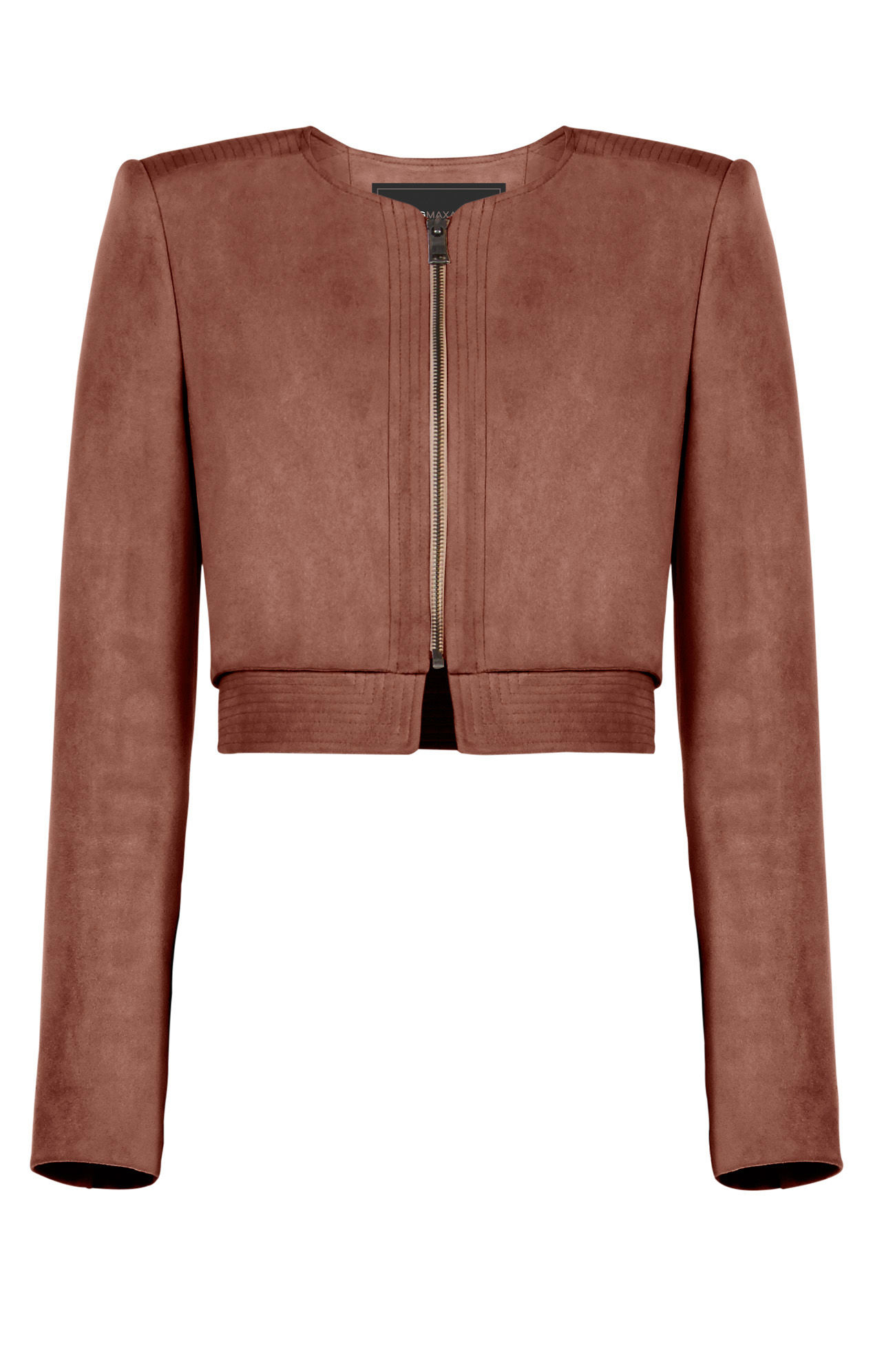 Suede Jacket Outfits For Men 20 Ways To Wear A Suede Jacket: Bcbgmaxazria Duke Faux-suede Jacket In Brown