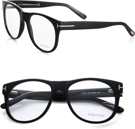 5e7e677a6434 Oversized Cat Eye Glasses Tom Ford