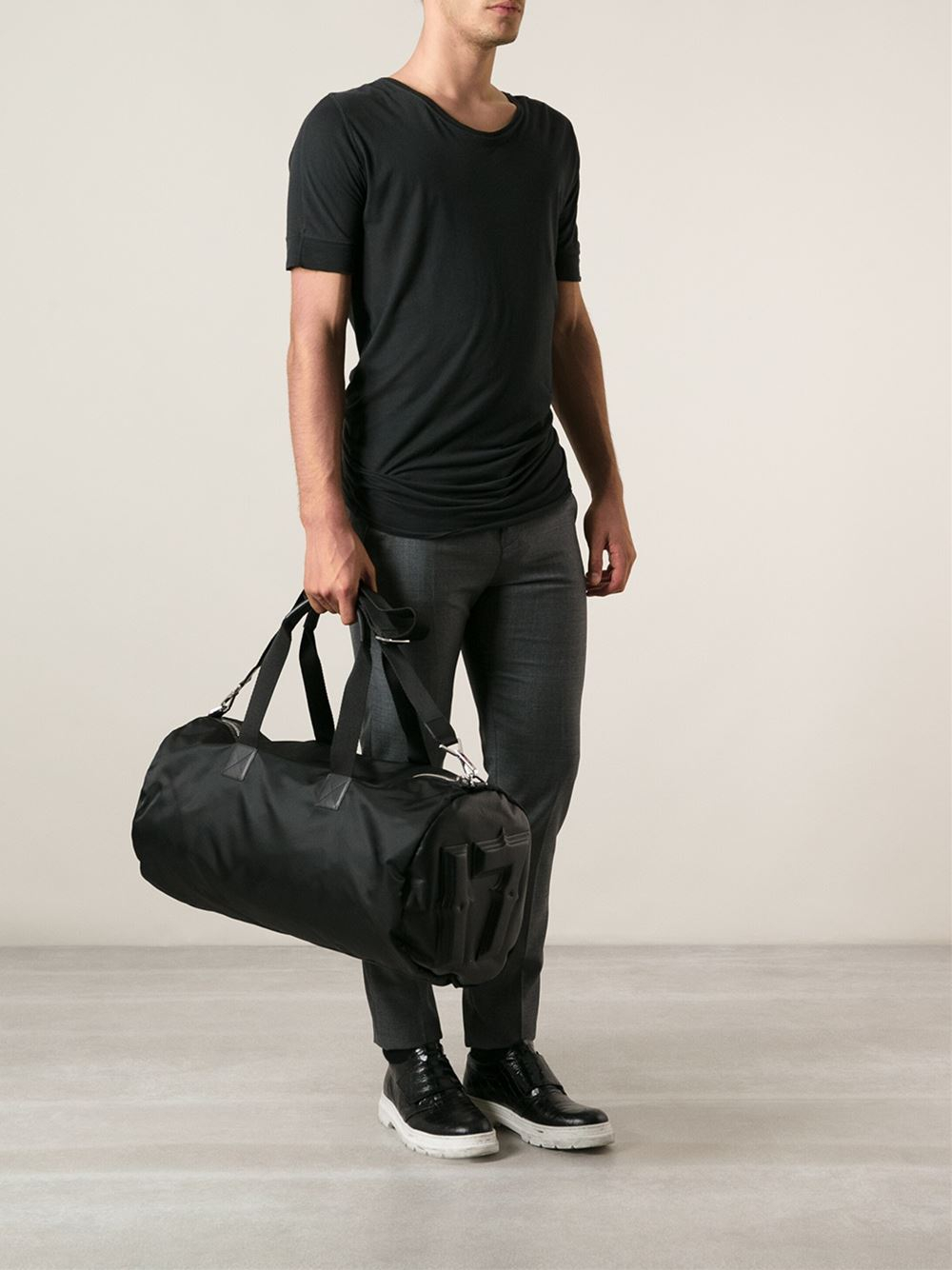 2527911114 Givenchy Large Duffle Bag in Black for Men - Lyst