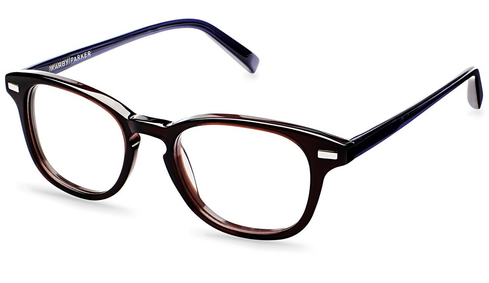 Warby parker Chandler in Purple for Men (Pinot Noir) Lyst