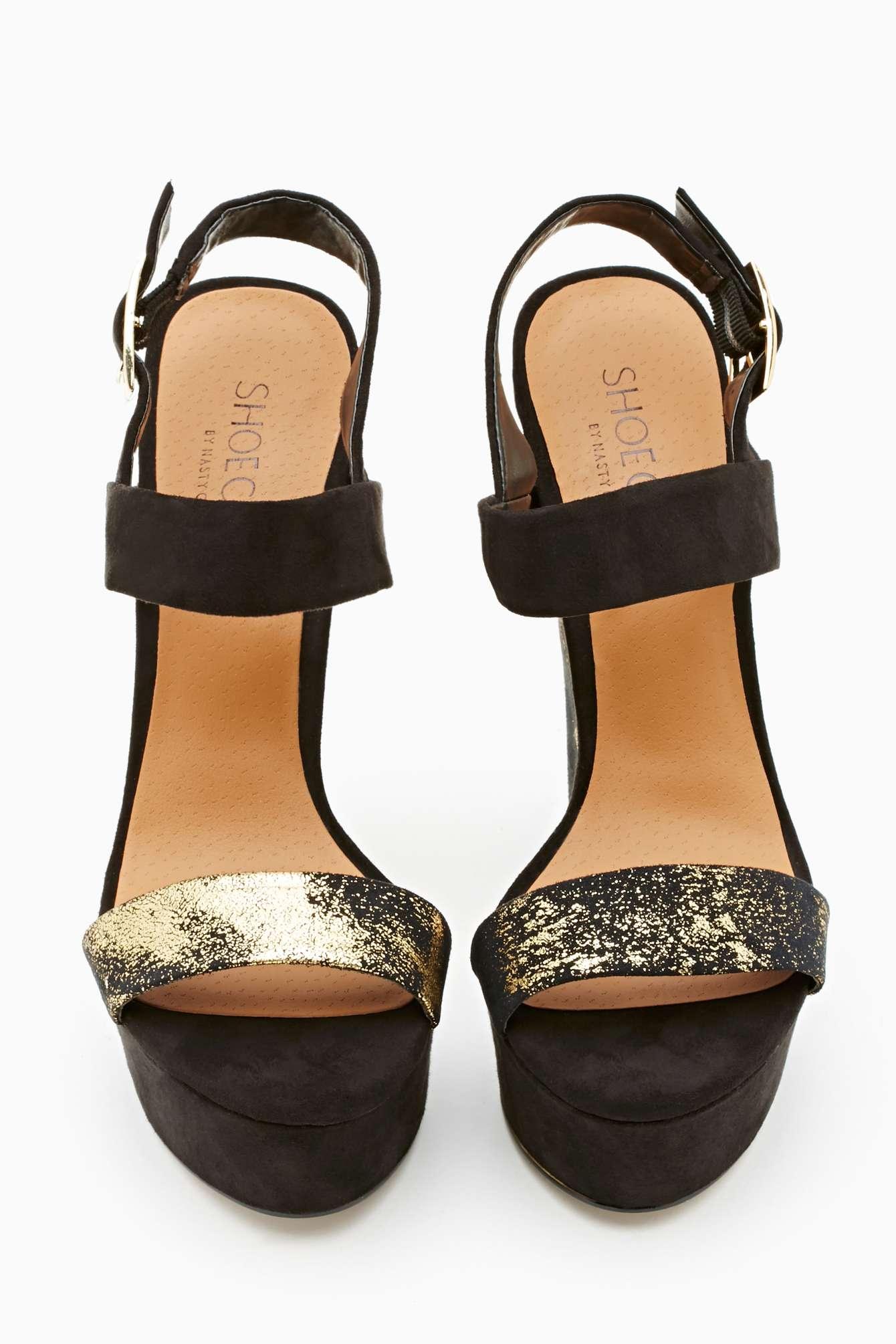 Black Heels Shoe Cult Nasty Gal