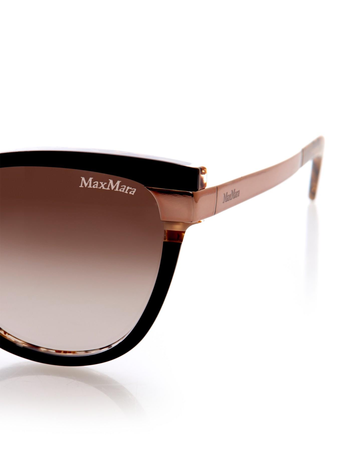 Max Mara Tinted sunglasses Y0XlJfFlG