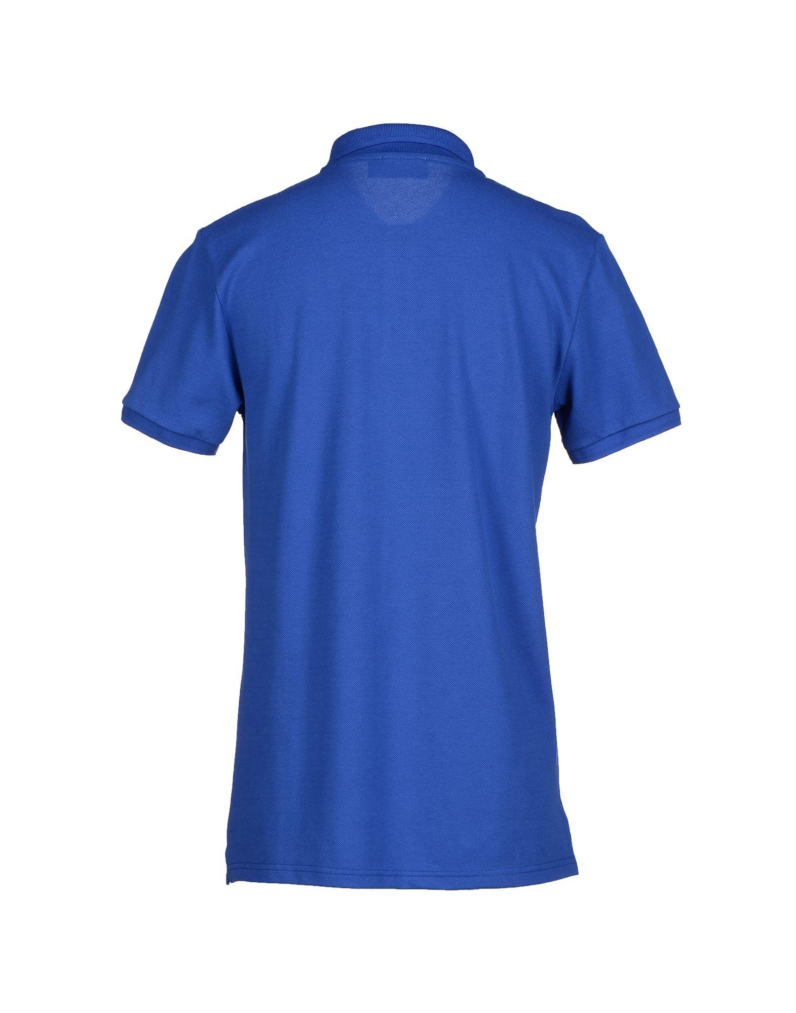 oliver spencer polo shirt in blue for men lyst. Black Bedroom Furniture Sets. Home Design Ideas