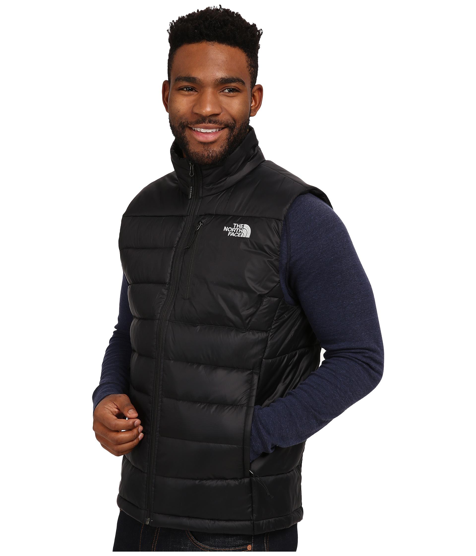 91f081b53 Men's Black Aconcagua Vest