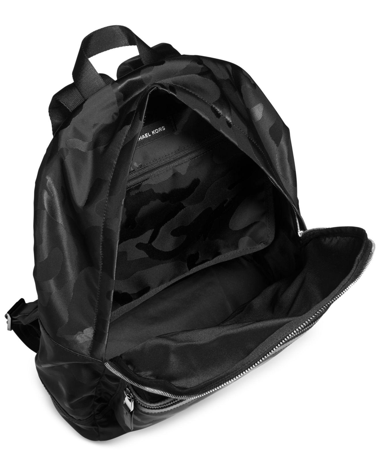 e918fcc9e4dd ... sweden michael kors mens kent camouflage backpack 17062 85691