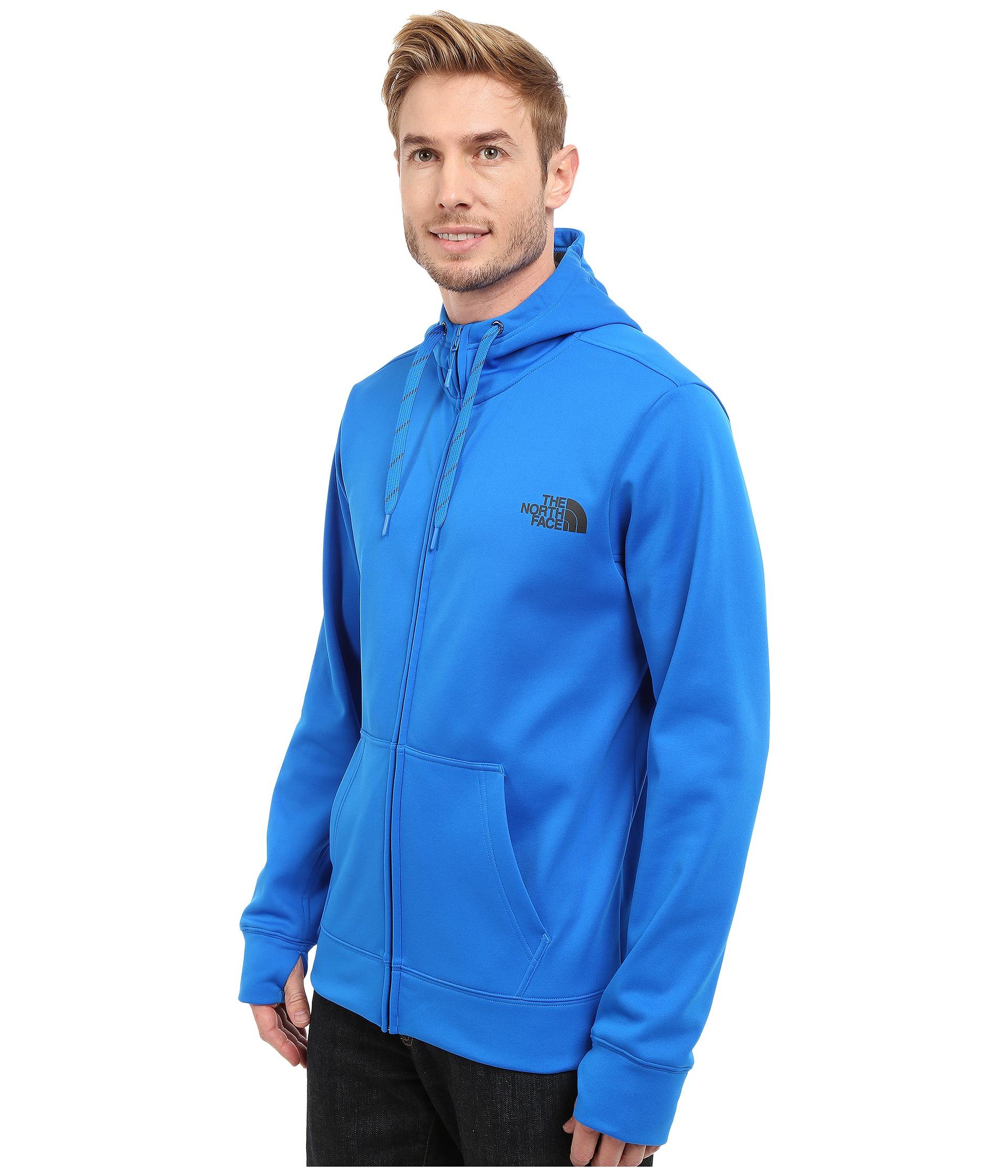 c1256ad3c Men's Blue Surgent Lfc Full Zip Hoodie