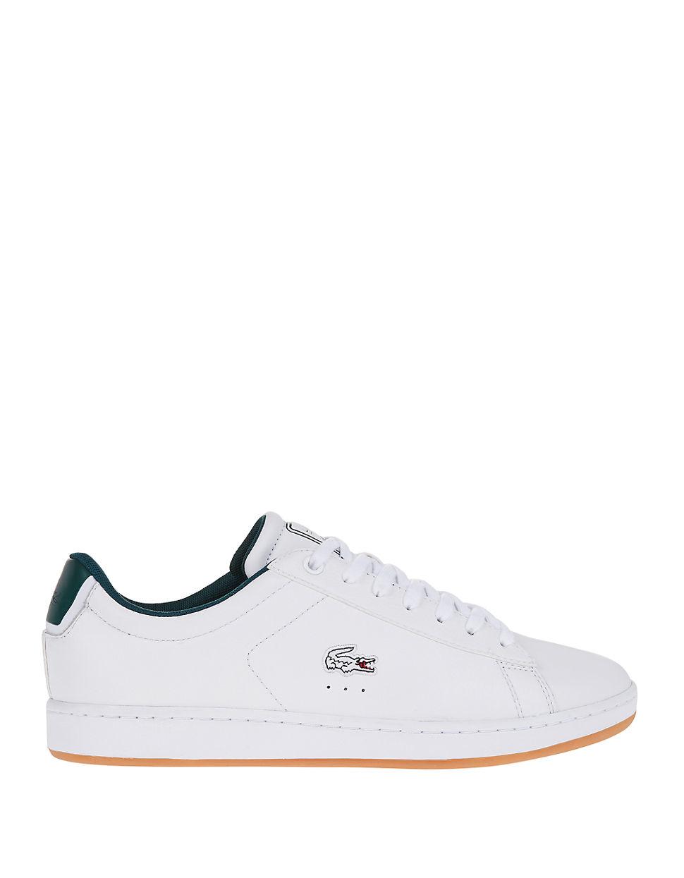 Lacoste Black Fashion Sneakers