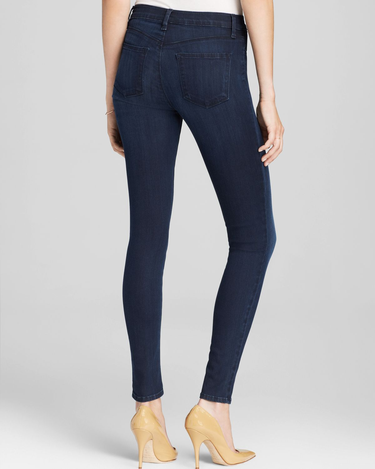 0168fd1eebac1 Gallery. Previously sold at  Bloomingdale s · Women s J Brand Maria Women s  Blue Bell Jeans ...