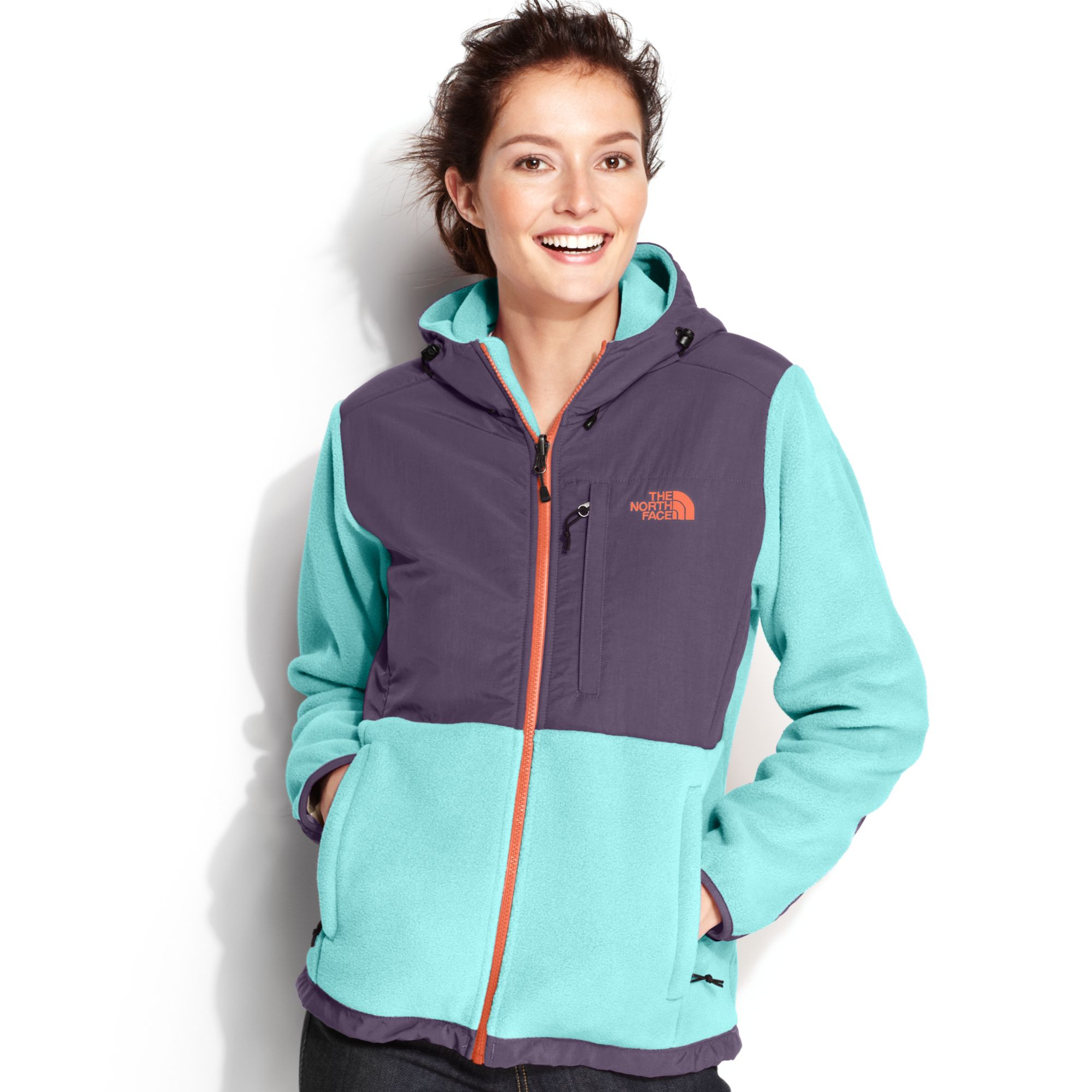 5a35a92fd spain the north face denali hooded jacket womens 874ce a7904