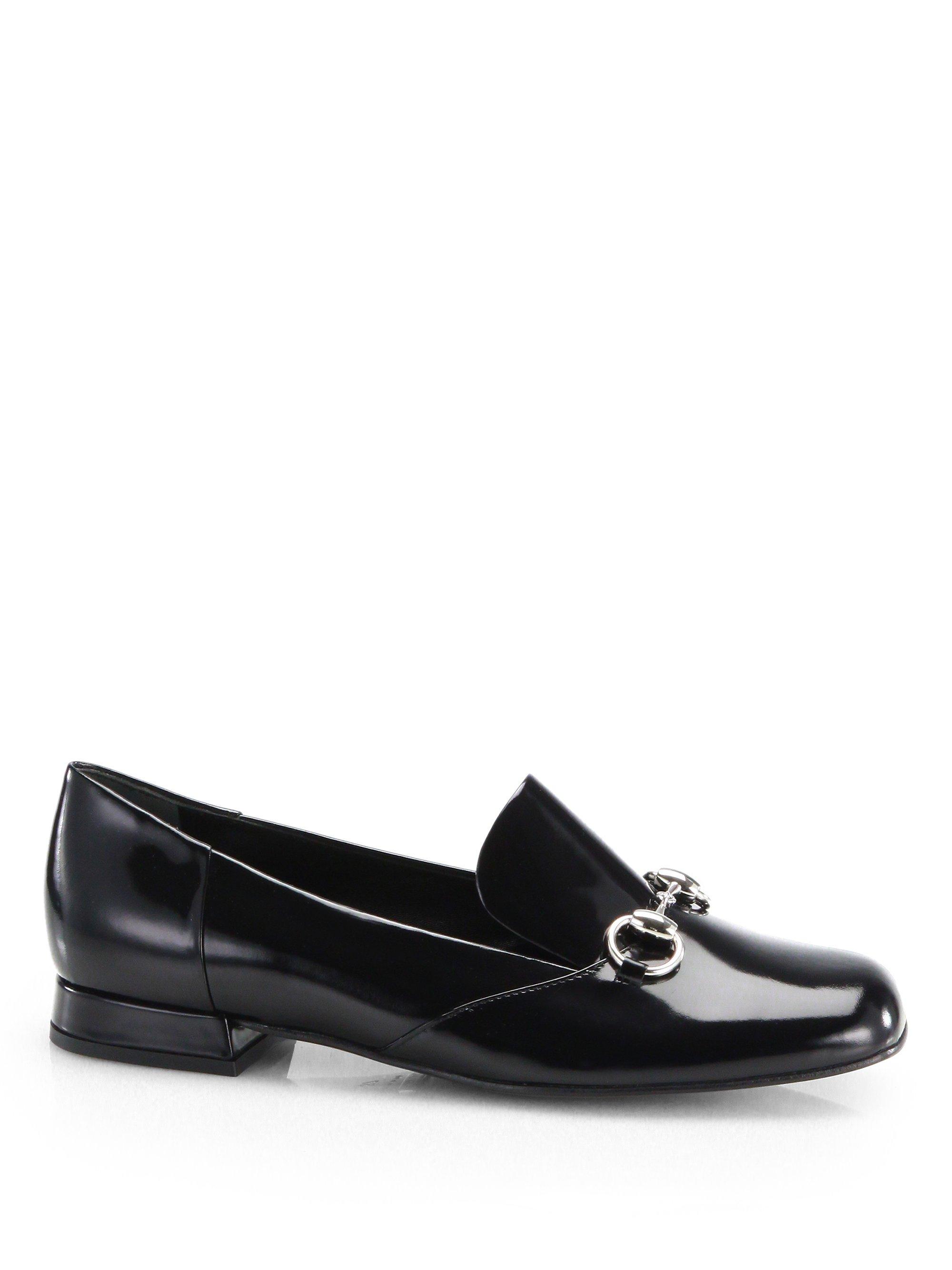 179f81db5cc Gucci Horsebit Loafers Black