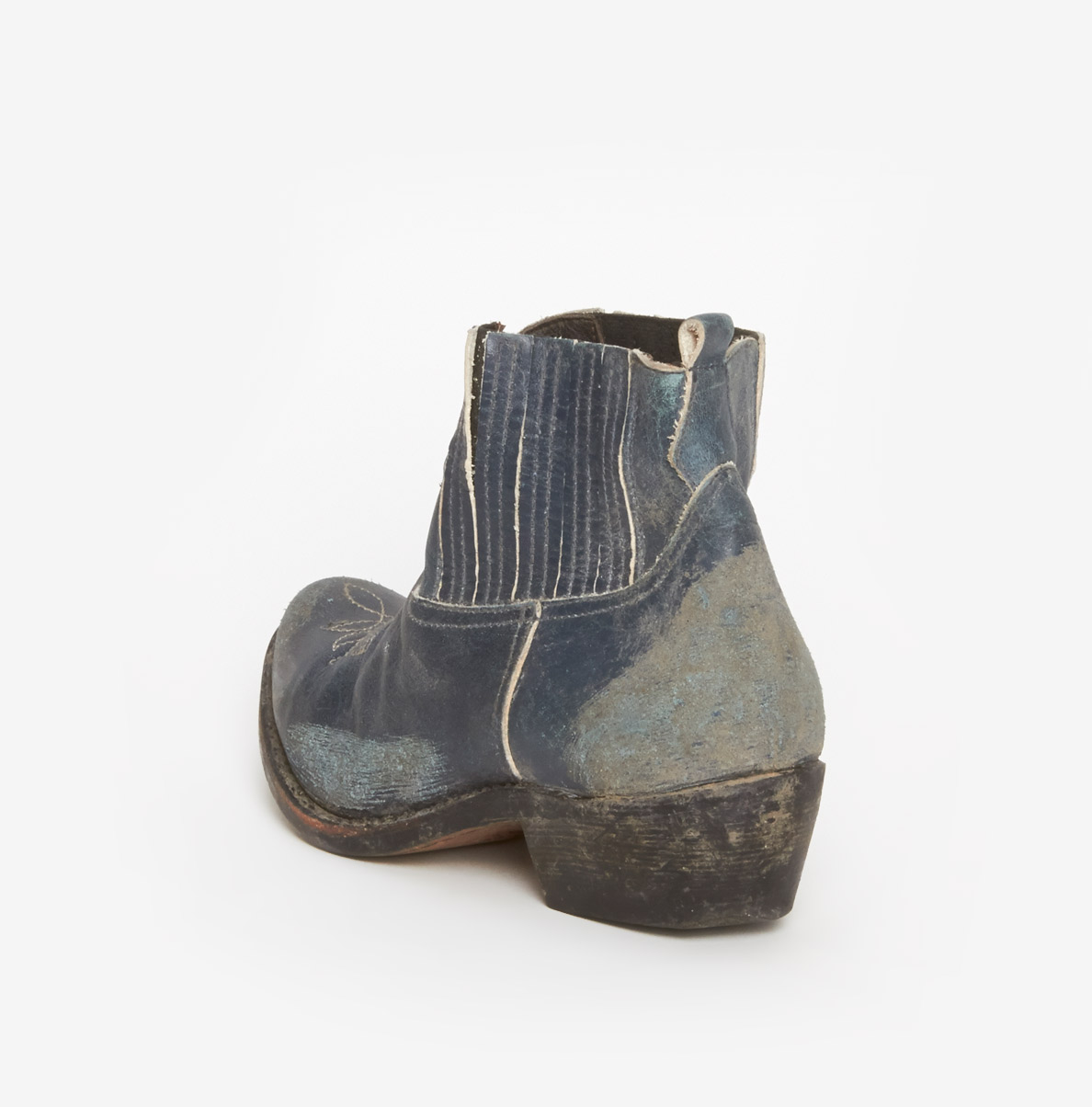 0f9d16aa82a96 Lyst golden goose deluxe brand crosby boot in blue jpg 1188x1204 Golden  goose mary crosby boots