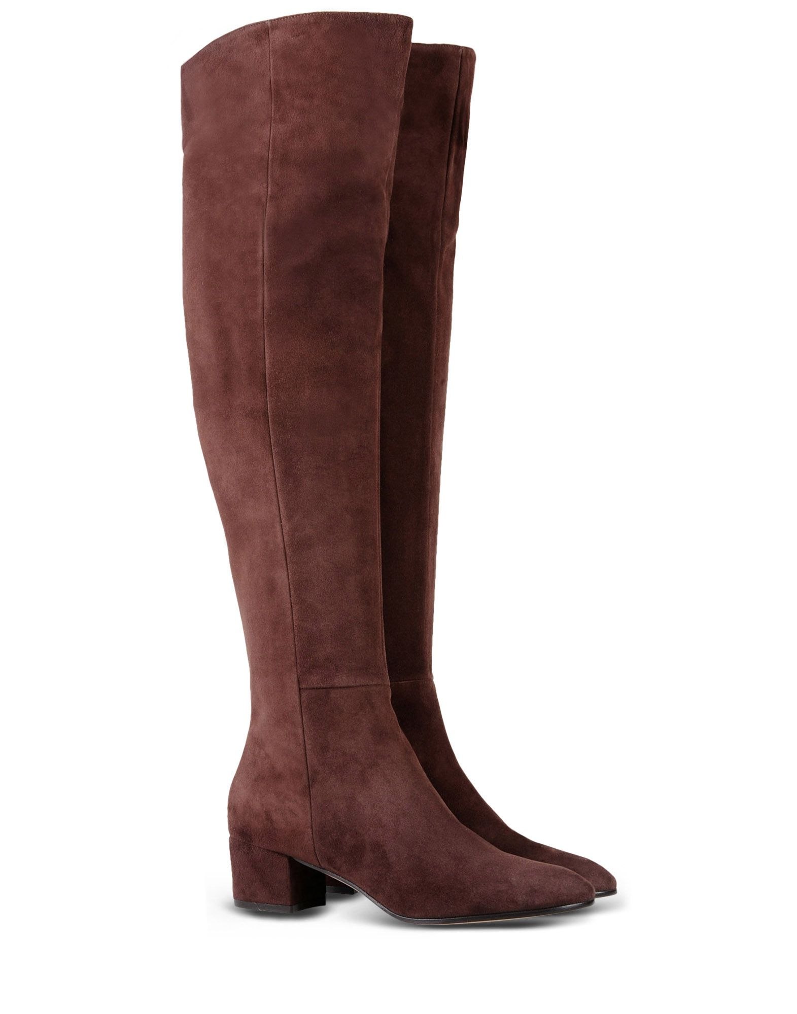 gianvito rossi boots in brown dark brown lyst. Black Bedroom Furniture Sets. Home Design Ideas