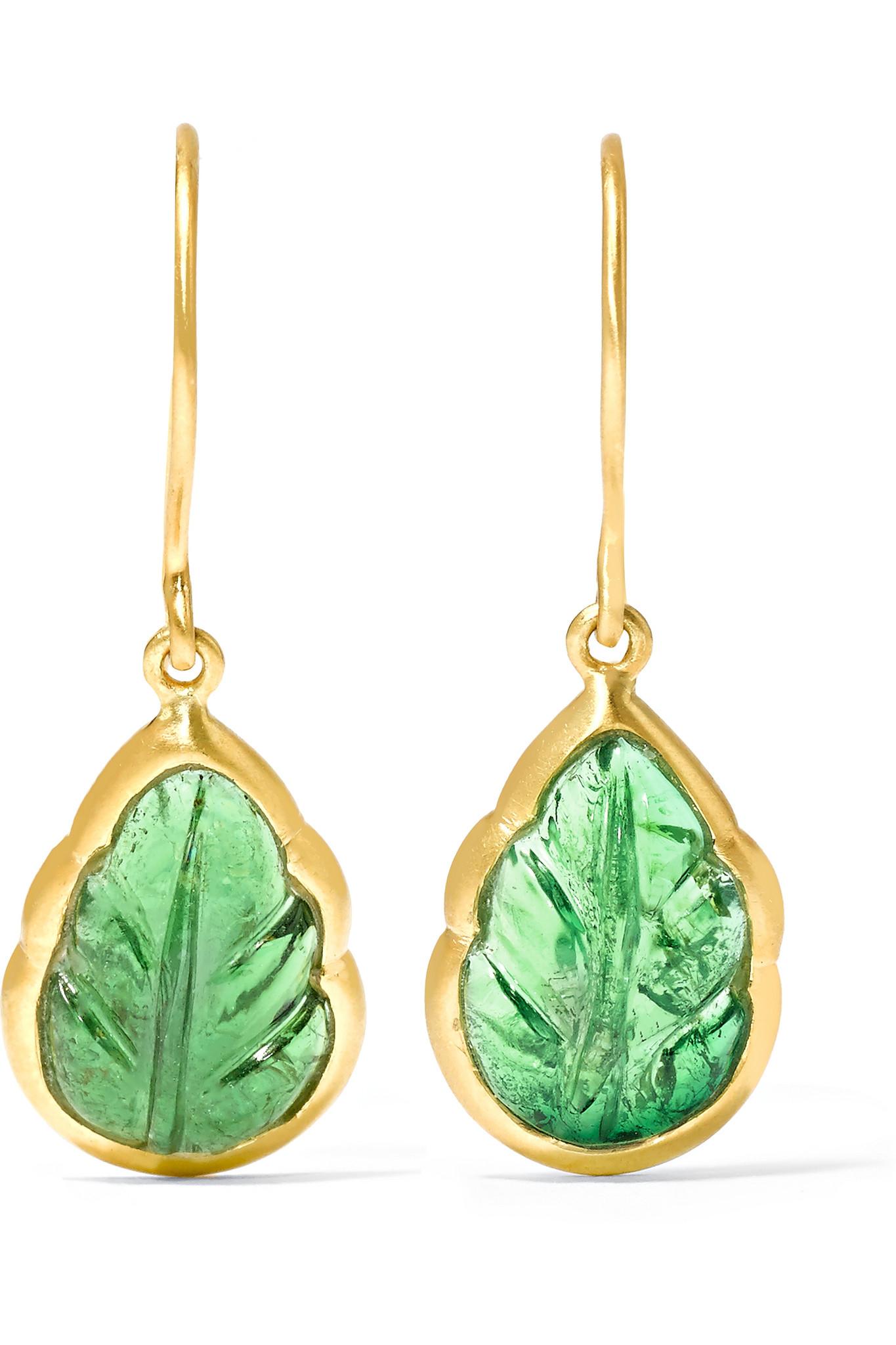 Pippa Small 18-karat Gold Earrings uXJ1T