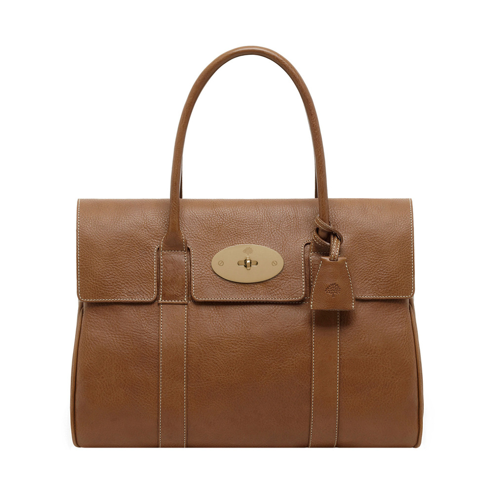 Mulberry pocket bayswater in brown lyst for The bayswater