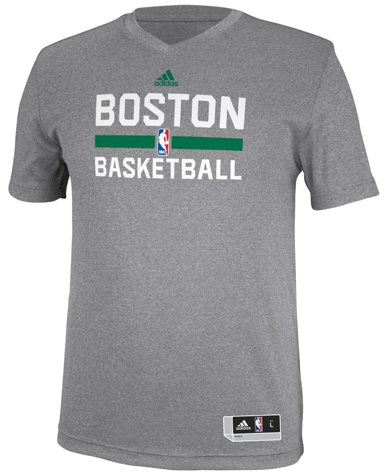 t shirt adidas boston celtics