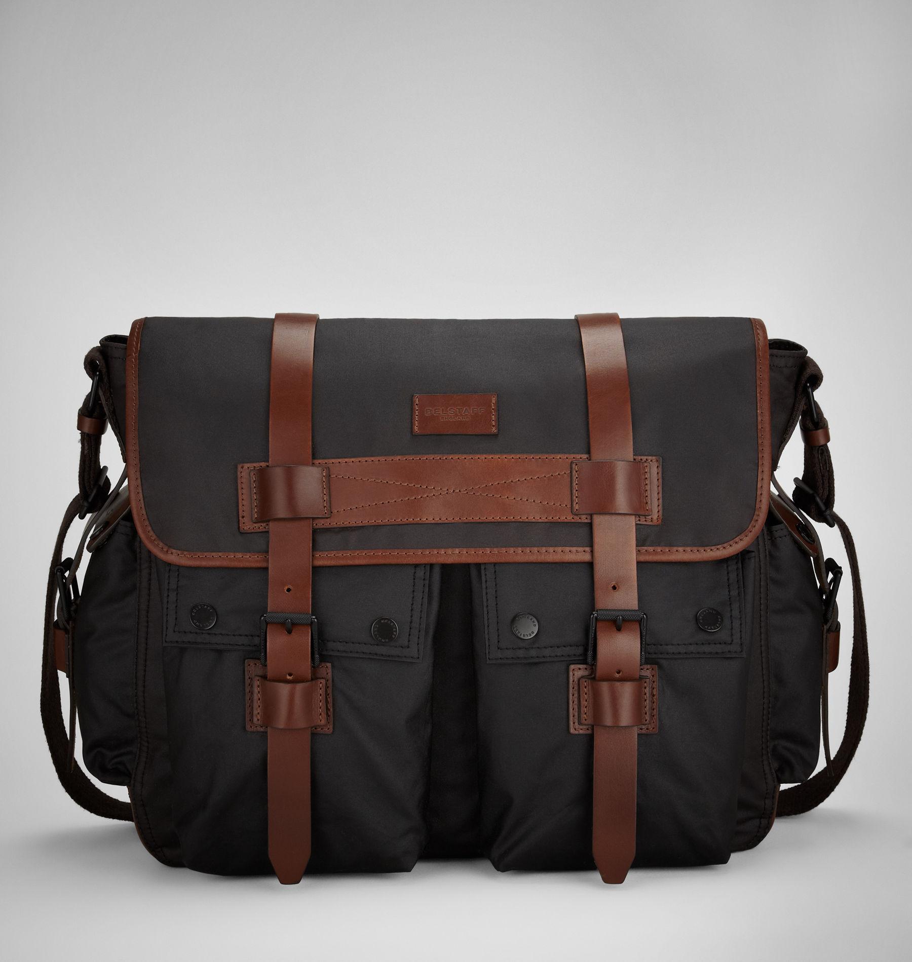 Belstaff Bromfield Messenger Bag In