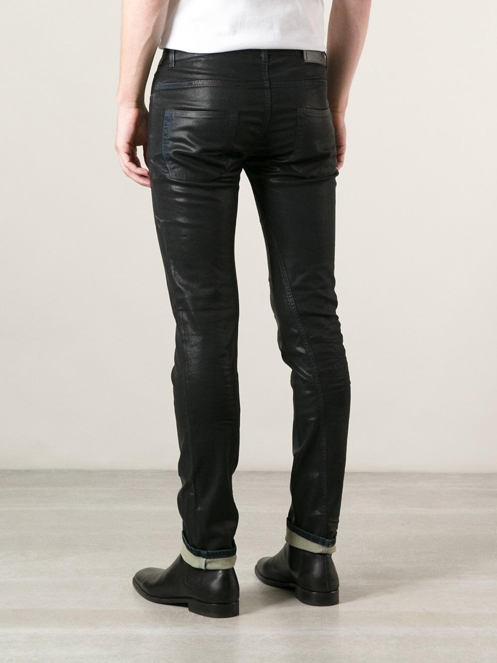 Pink Levis Jeans Men