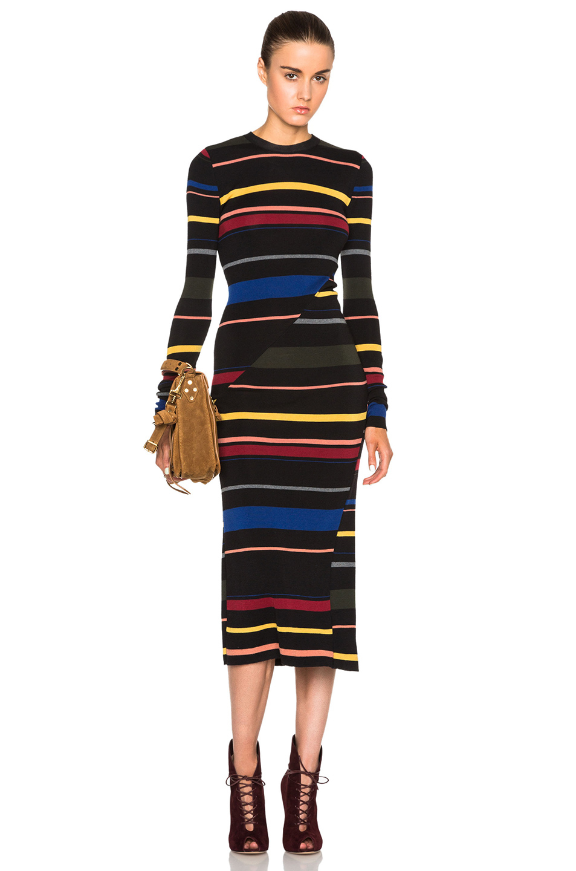 9a25b1ace1 Stella Mccartney Sequin Sweater Dress