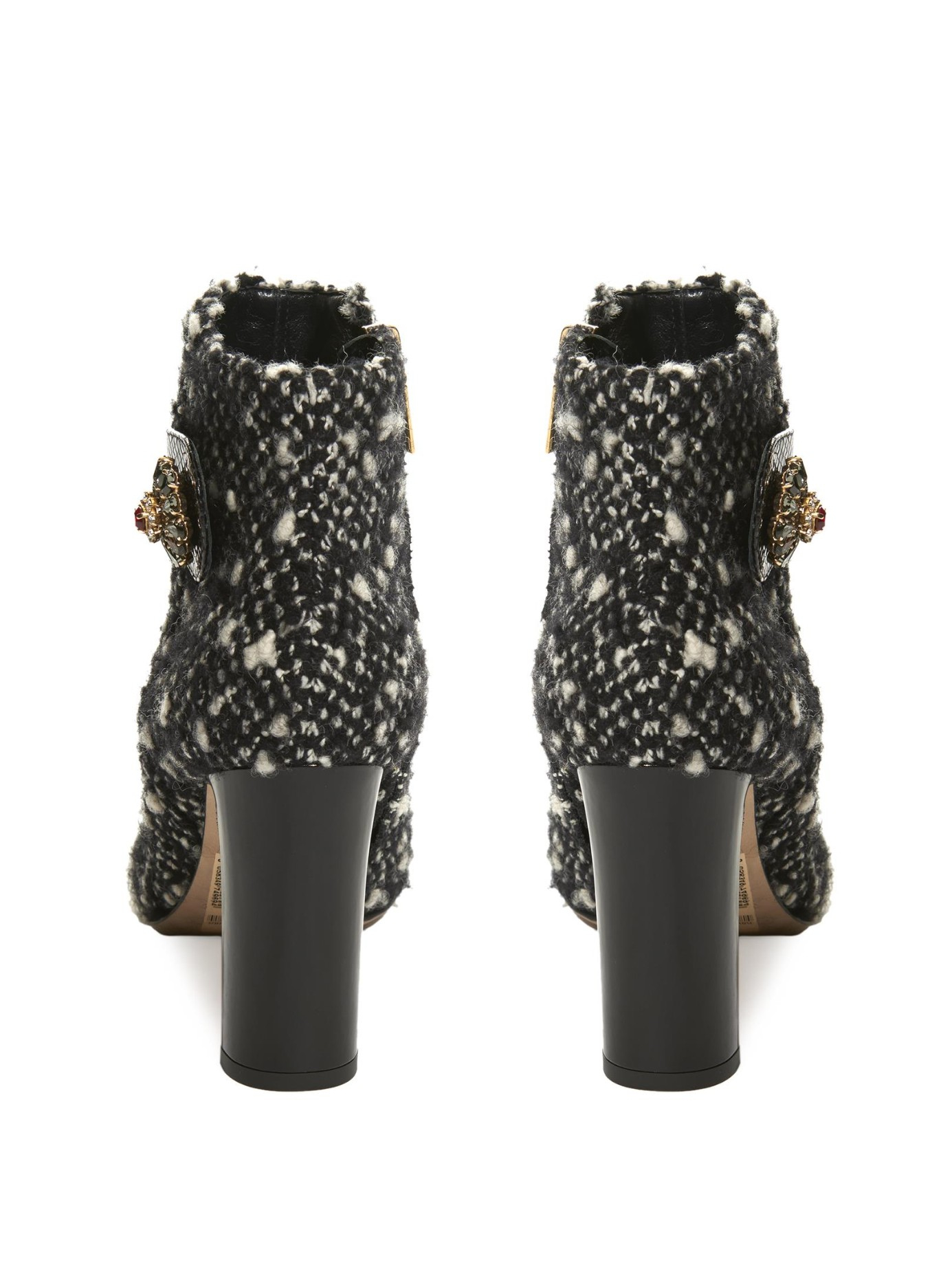 Dolce & Gabbana Jackie Bottines - Noir JAiTebTrt