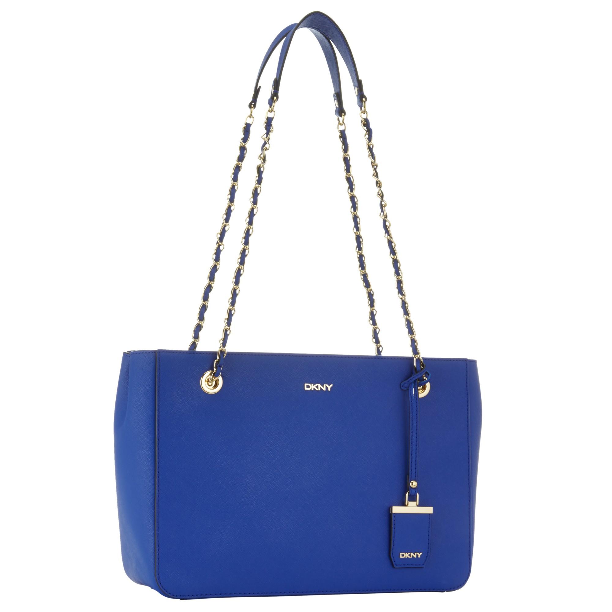 Bryant Park Saffiano Leather Chain Per Bag