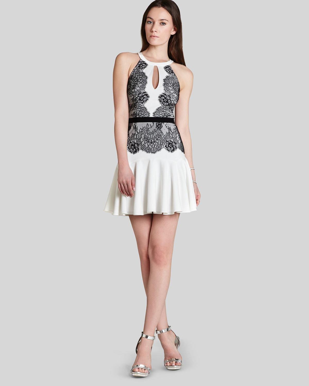 Bcbgmaxazria Bcbg Max Azria Dress Leyla Sleeveless Color