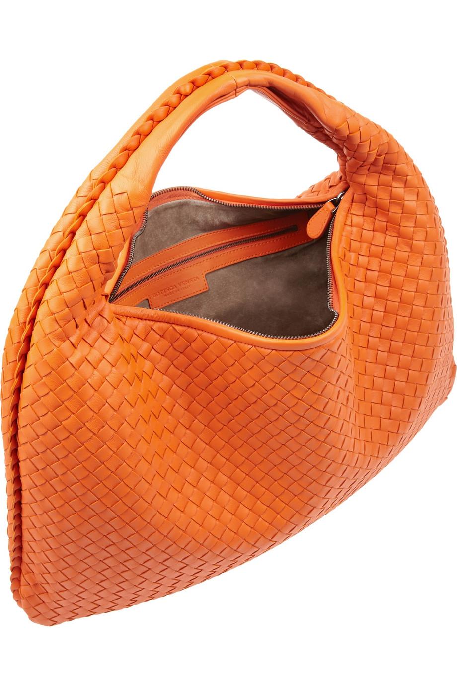 Bottega Veneta Large Intrecciato Leather Shoulder Bag