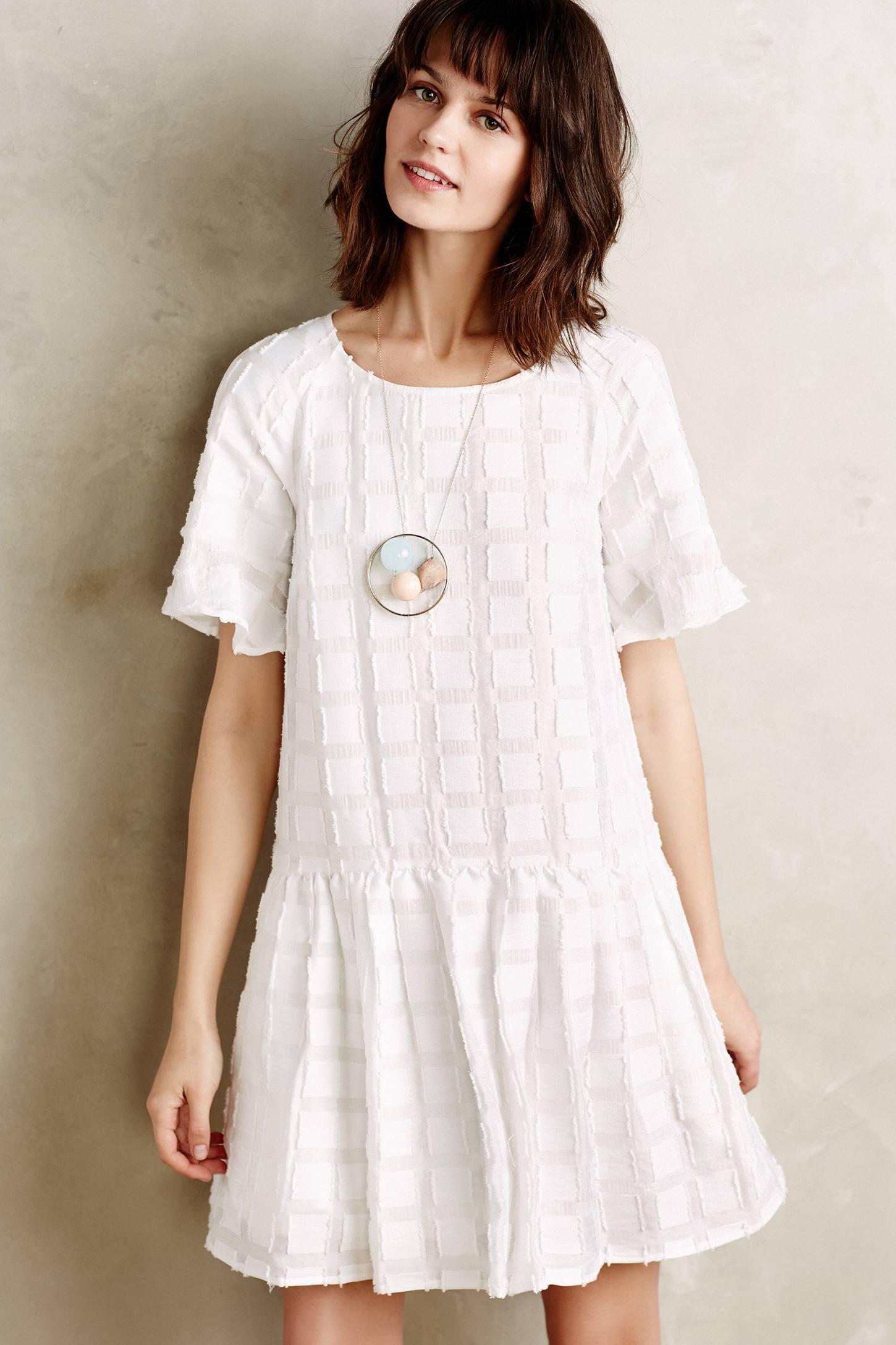 Maeve Orlaya Dress in White | Lyst