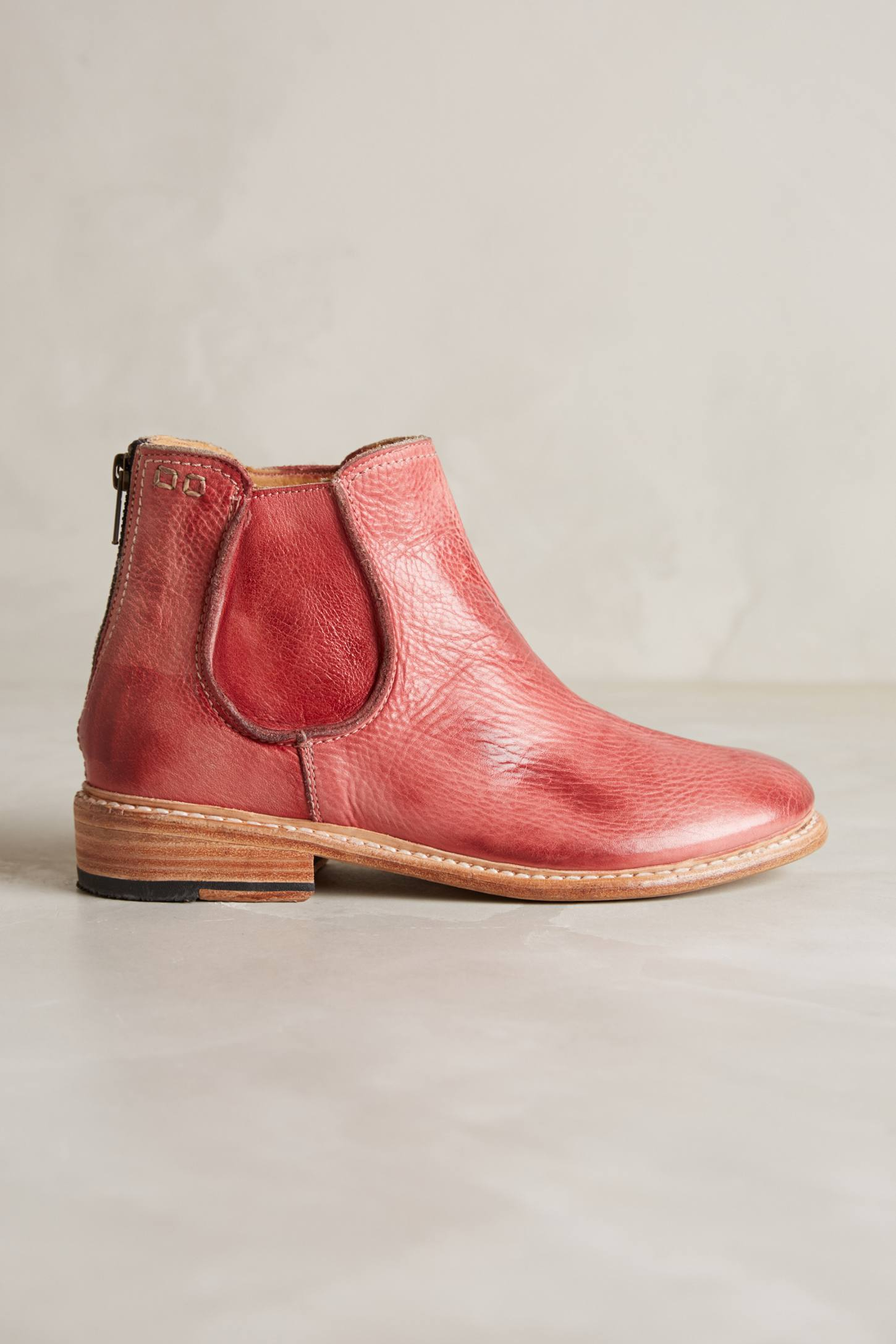 Bed stu Camp Boots in Red