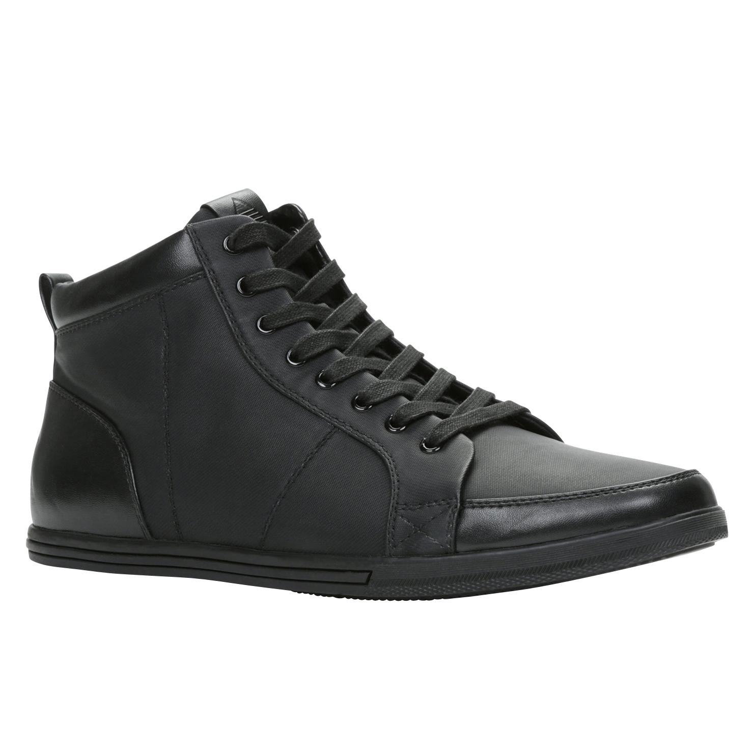 Hackett Black Shoes