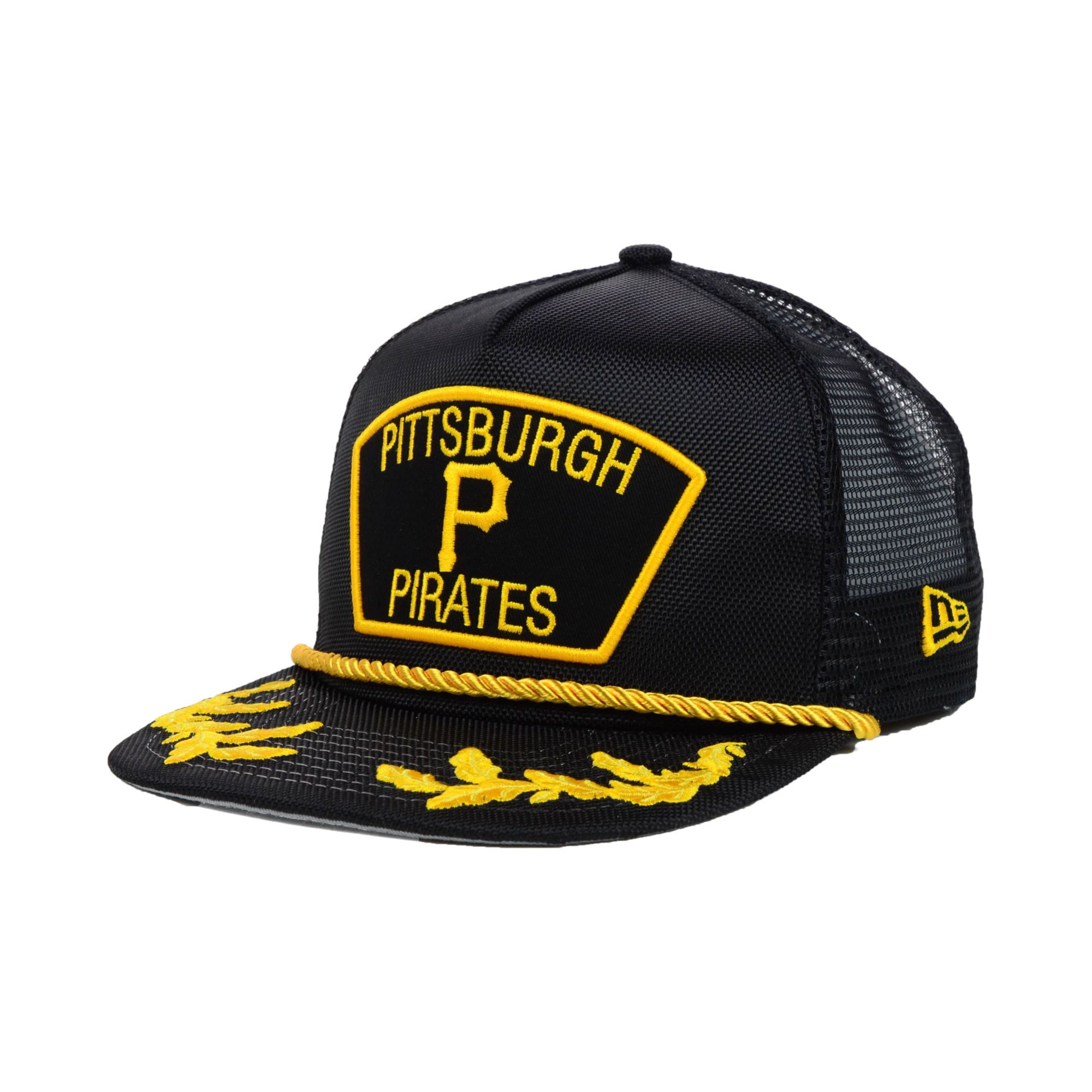 9913f704fe6 Lyst - KTZ Pittsburgh Pirates Mlb 9fifty Snapback Cap in Black for Men