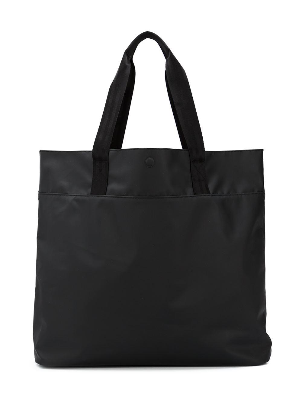 Herschel Supply Co. 'folio Tarpuline' Tote Bag in Black