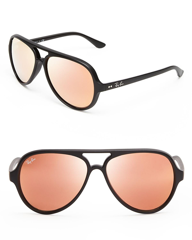 ray ban mirror aviator sunglasses louisiana bucket brigade. Black Bedroom Furniture Sets. Home Design Ideas