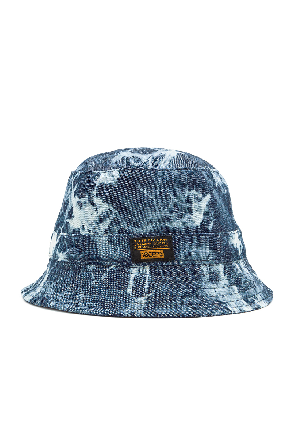 35de72b06ca Lyst - 10.deep Thompson s Bucket Hat in Blue for Men