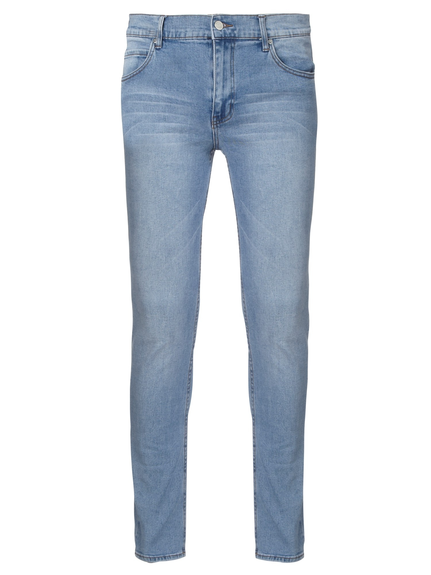 Cheap Monday Skinny Tight Gg Jeans in Stonewash (Blue) for Men