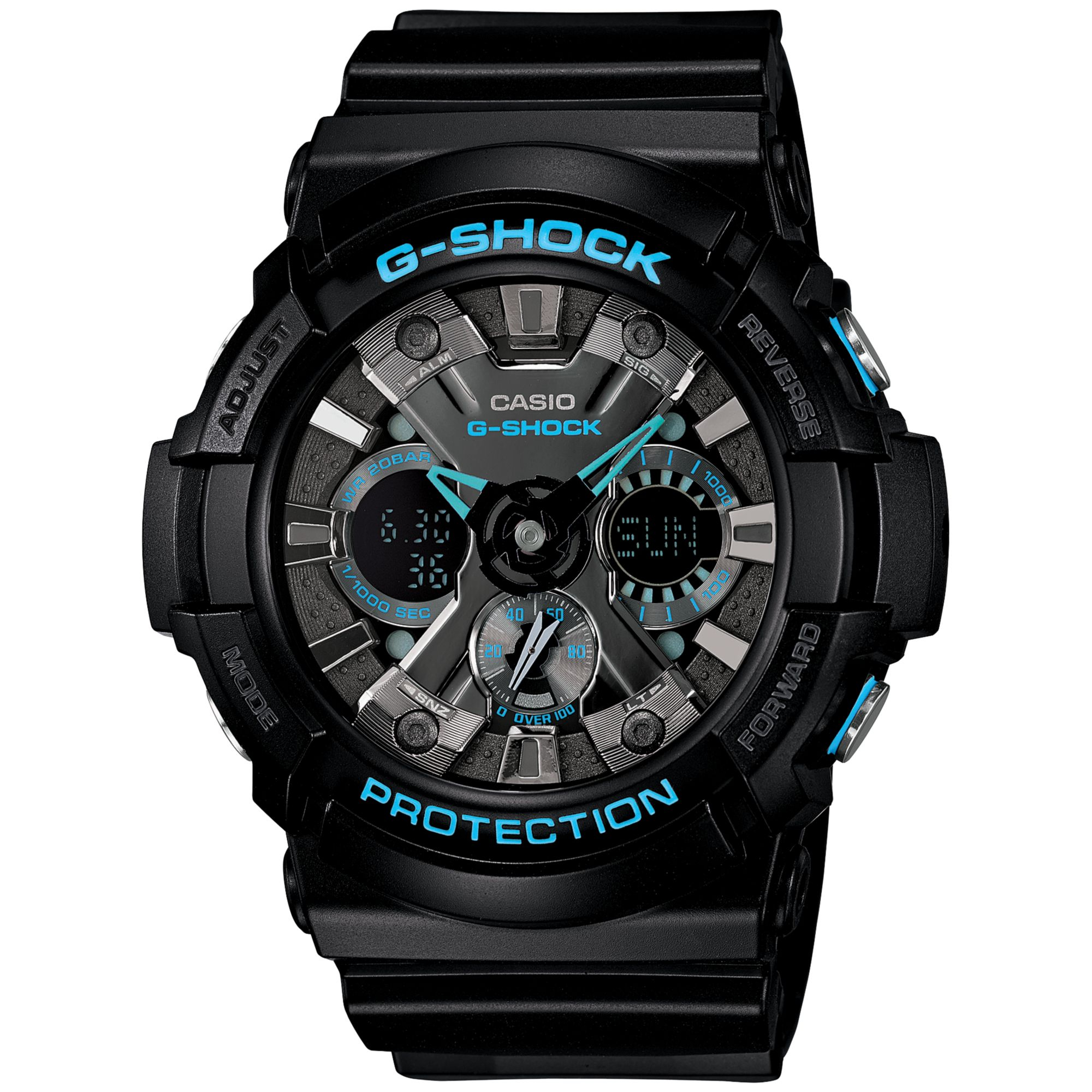 Black G Shock For Men