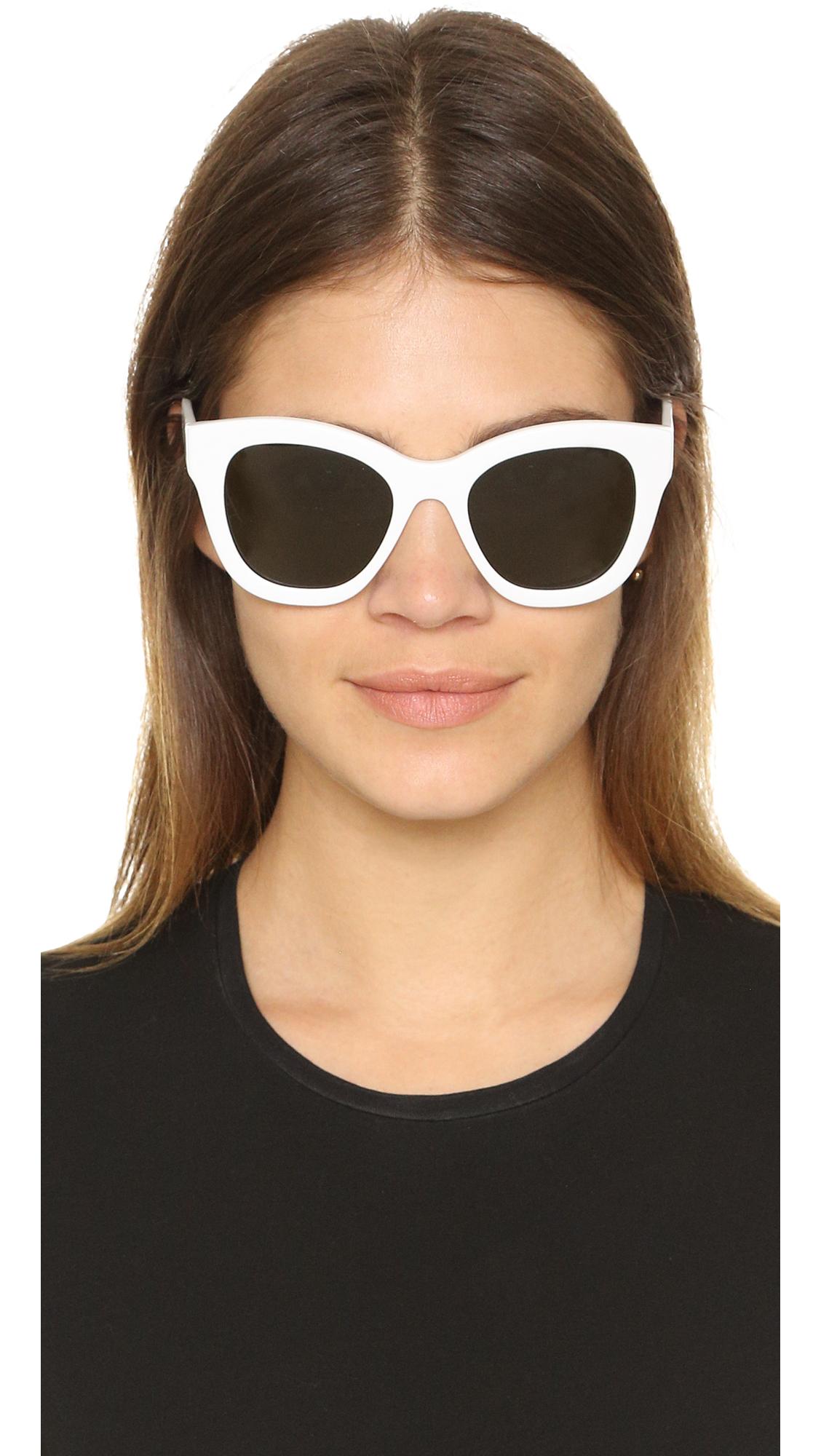 4a1a7f69ab Lyst elizabeth and james bryant sunglasses in green jpg 1128x2000 Elizabeth  james eyewear