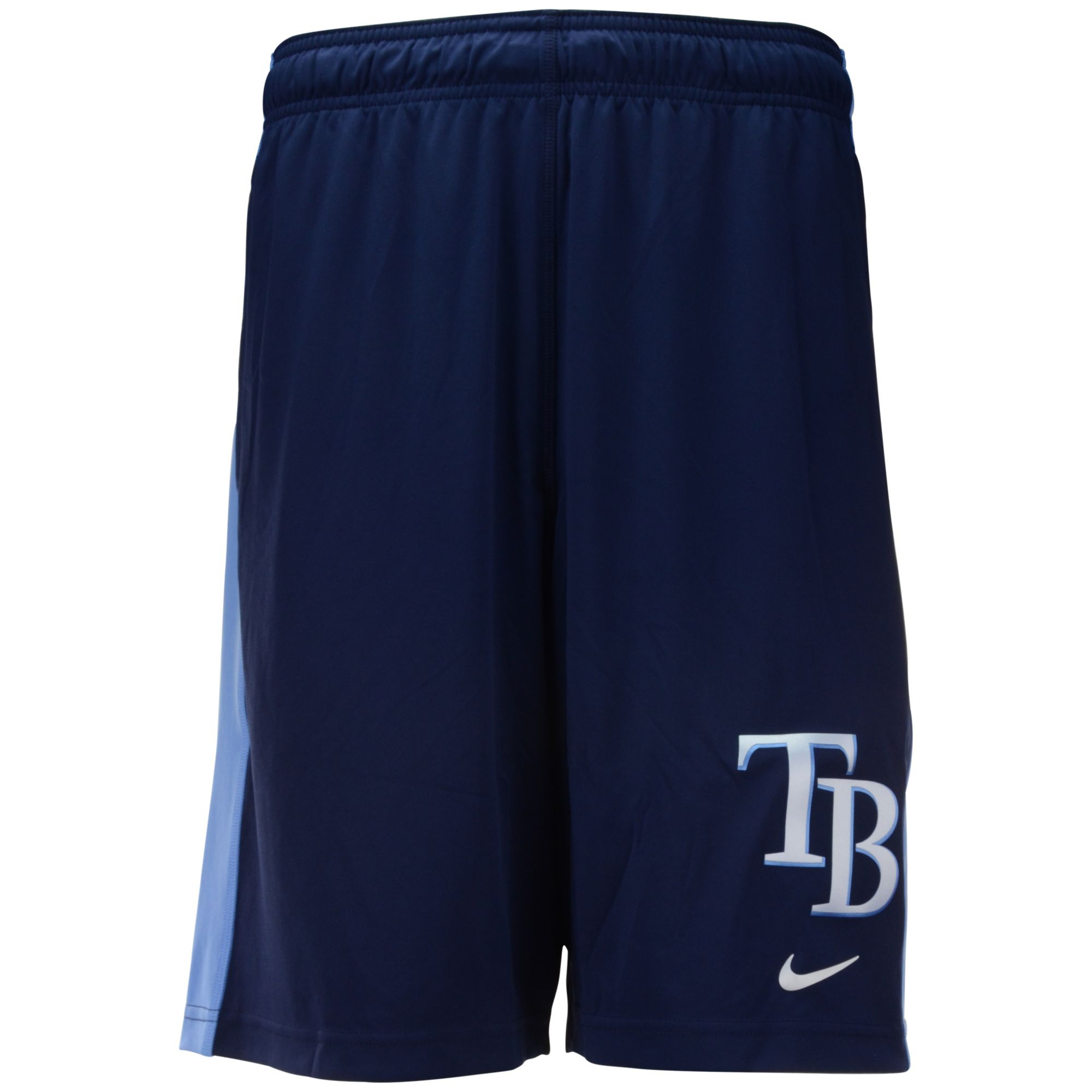Nike Men'S Tampa Bay Rays Fly Shorts in Blue for Men (Navy ...