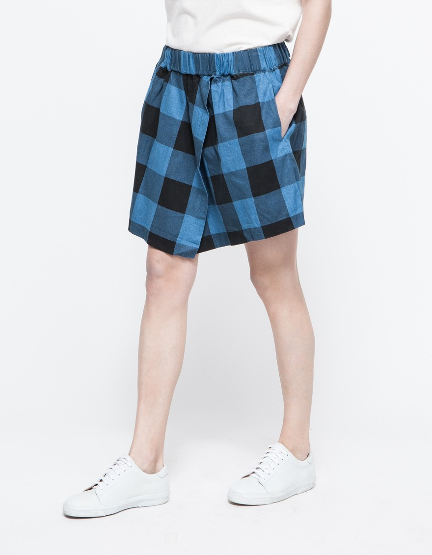 cheap monday prom skirt in blue lyst
