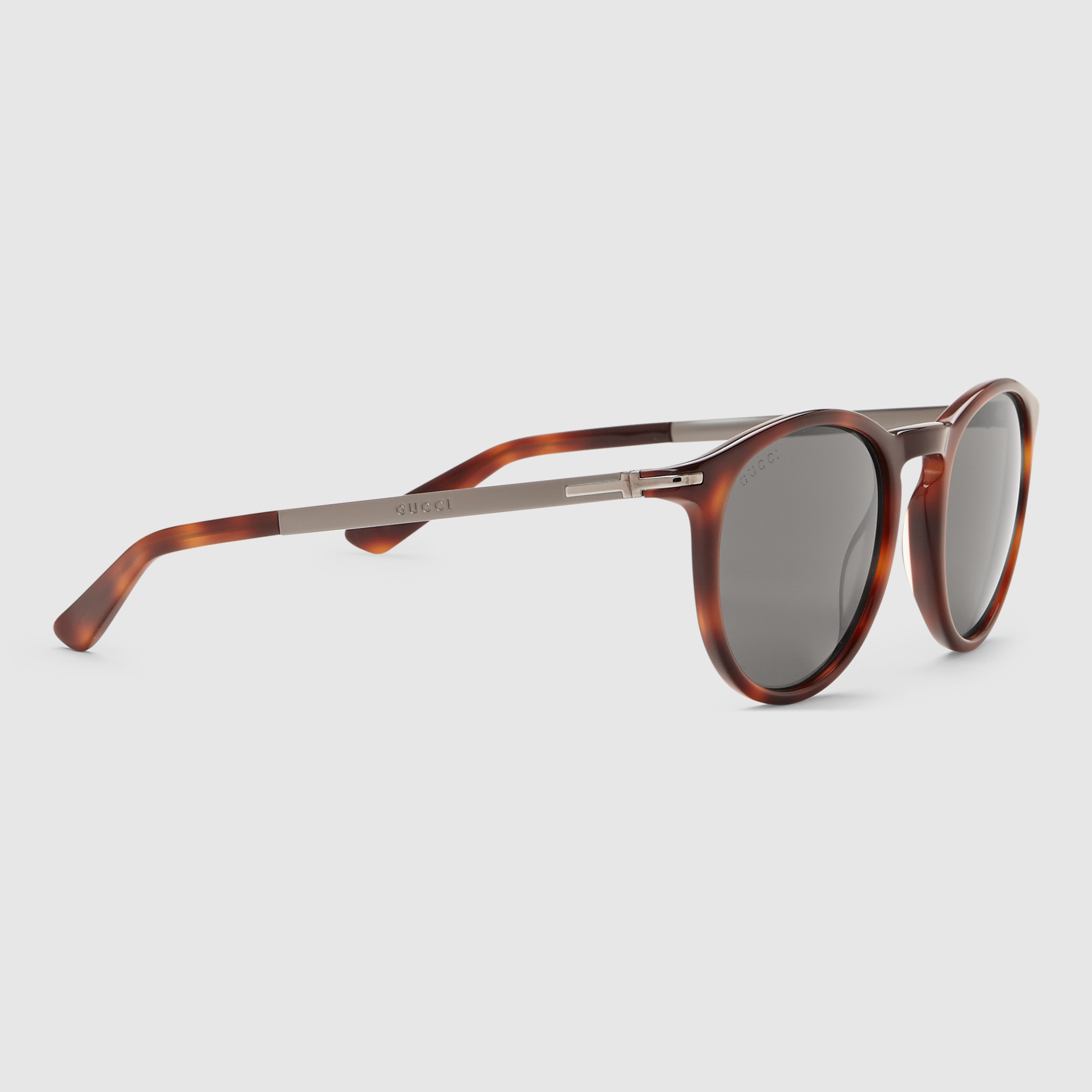 1cee23964f8 Gucci Round Tortoise Shell Sunglasses - Bitterroot Public Library
