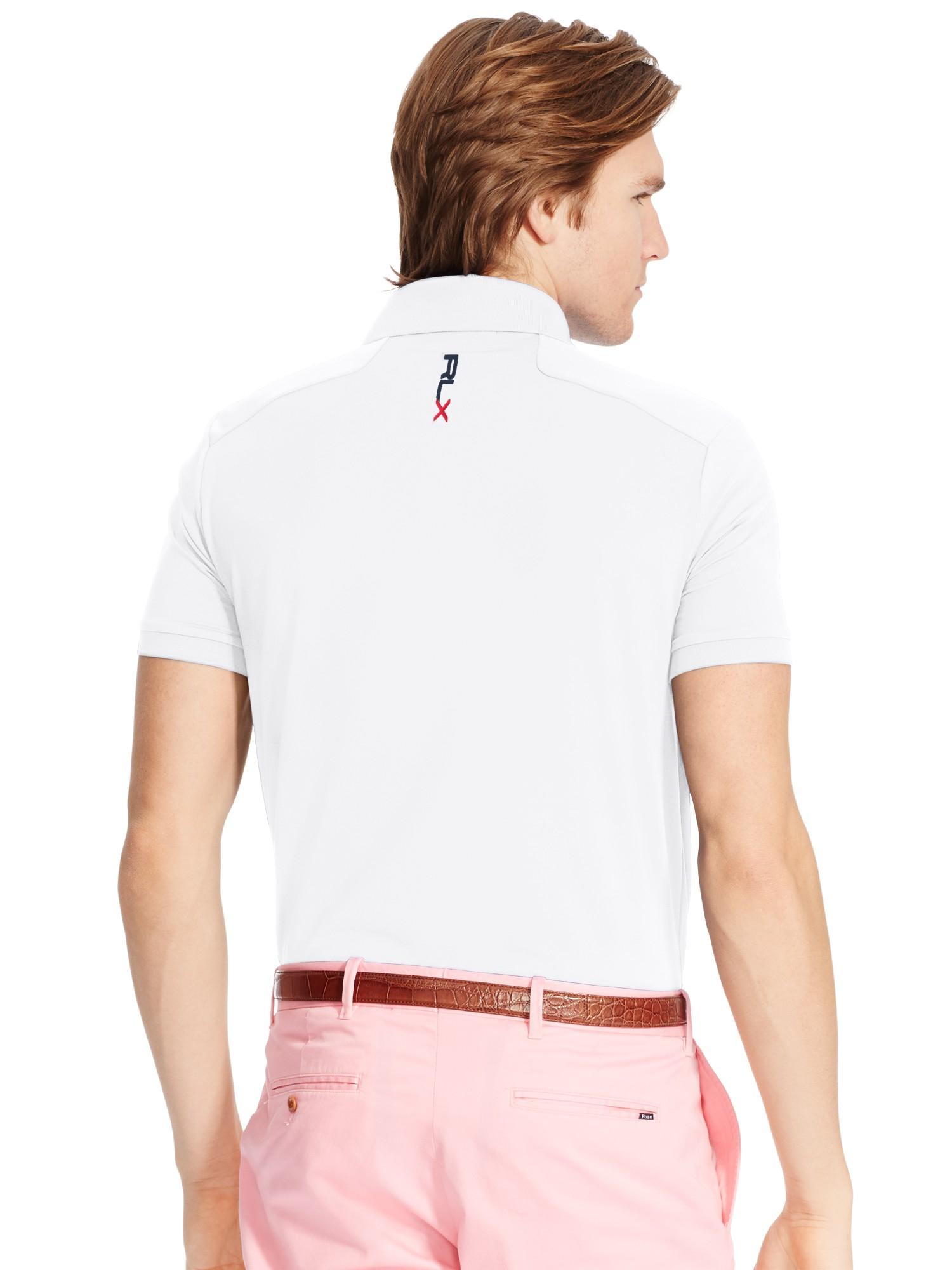 Ralph Lauren Rlx Golf Classic Fit Rlx Polo Shirt   Where to buy \\u0026amp;