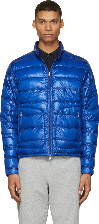 moncler royal blue