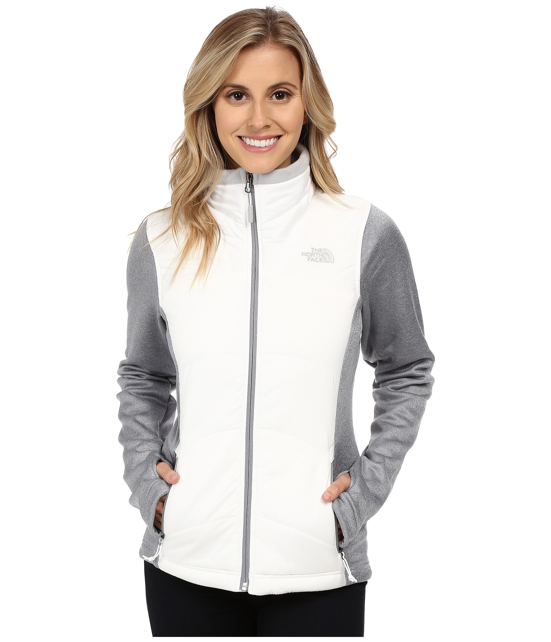 d3ccb954f Women's White Agave Mash-up Jacket