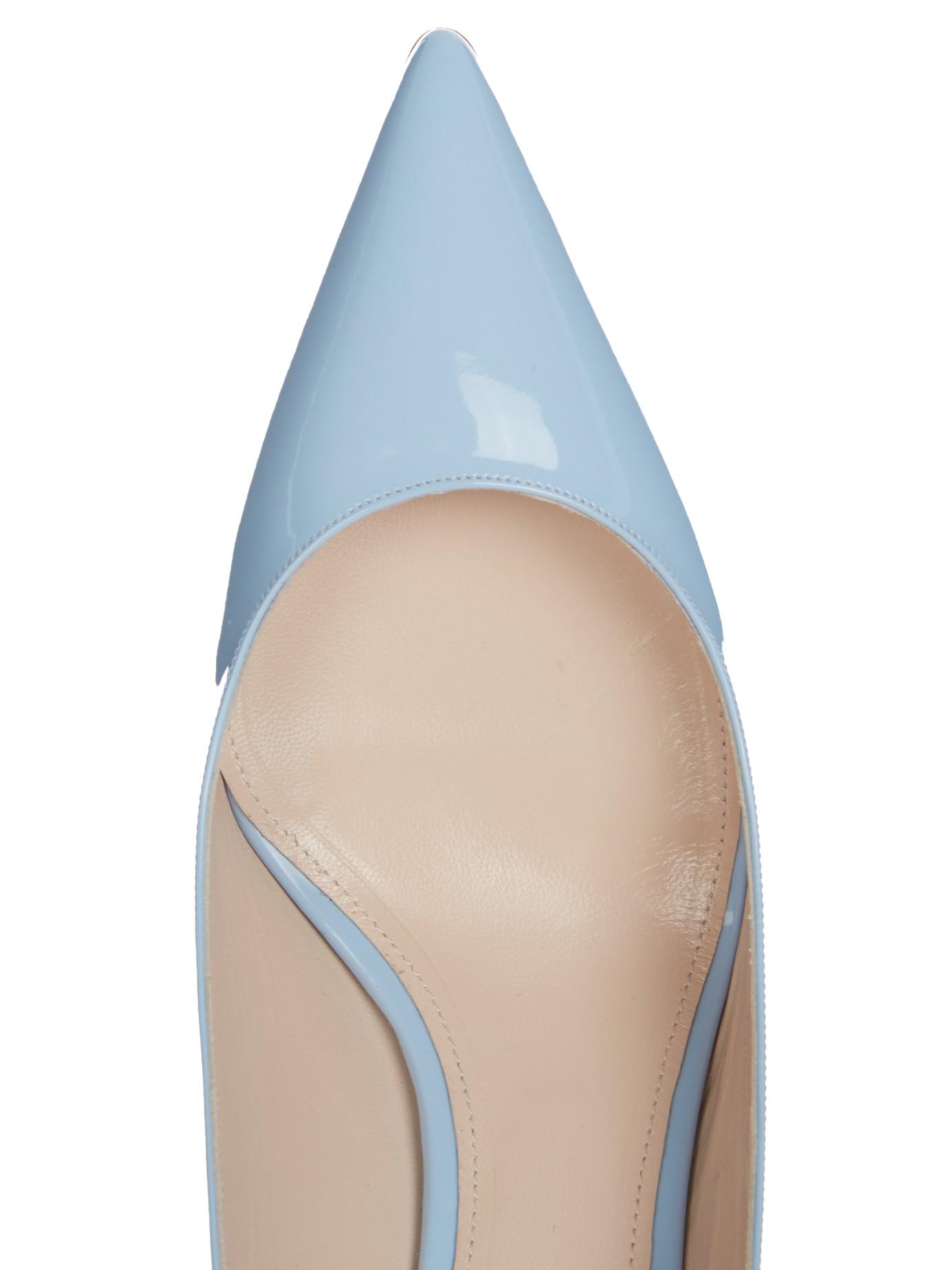 Nina Ricci Point-toe Patent-leather