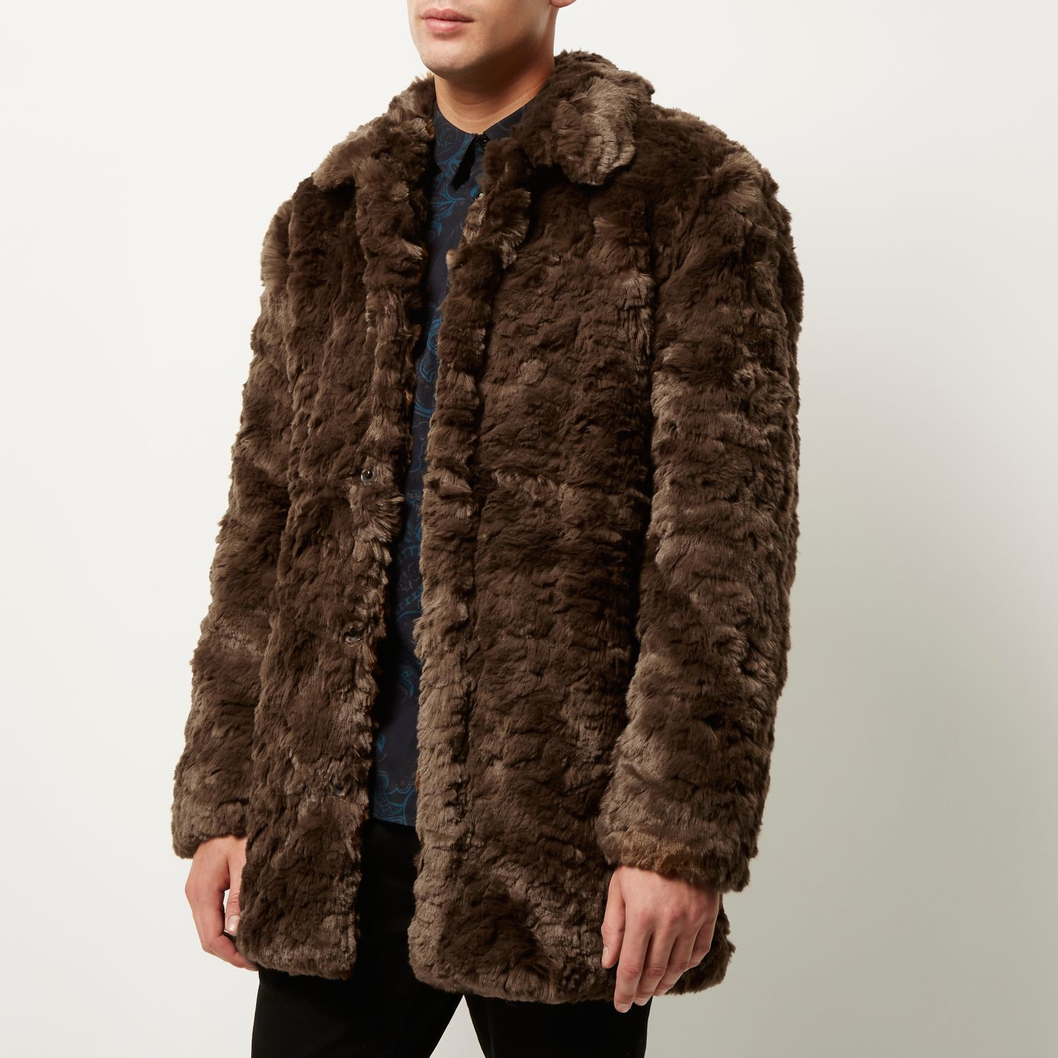 Find great deals on eBay for mens faux fur coat. Shop with confidence.